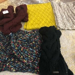Accessories - Oldnavy/ American Eagle/ Merrell Scarves